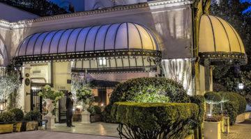 Aldovrandi Hotel Roma